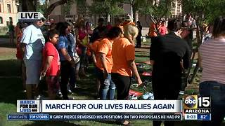 March For Our Lives Phoenix rally - Video