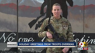 Homefront: Holiday Greetings from Troops Overseas