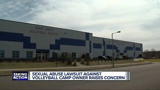Michigan State University kept ties to coach accused of sexual abuse - Video