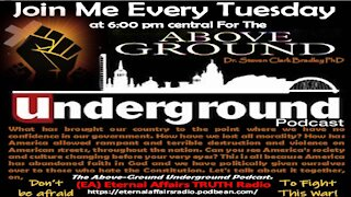 THE ABOVE-GROUND - UNDERGROUND PODCAST - Dr. Steven Clark Bradley - NONE DARE CALL THIS DEMOCRACY