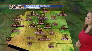 Phoenix to reach 100 on Monday - Video