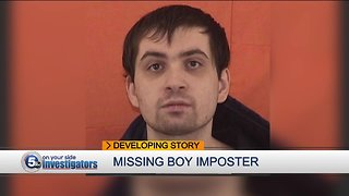 Man claiming to be missing boy is actually 23 years old and from Medina, police say
