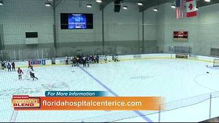 Florida Hospital's Ice comes to Pasco County - Video