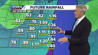 Warmer weather on the way Thursday - Video
