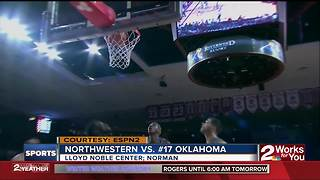 Trae Young scores 31 points as Oklahoma dominates Northwestern, 104-78