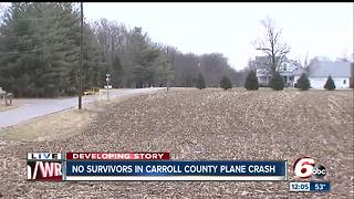 Victims in Carroll Co. plane crash identified - Video