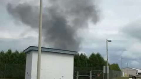 Volunteers share video, photos from the Sheboygan Airport after crash
