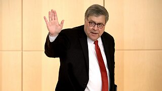DOJ Says Attorney General William Barr Is Not Thinking About Resigning