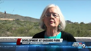 Group opposes proposed resort near Saguaro National Park