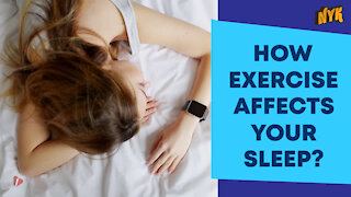 How To Fall Asleep Early At Night? *
