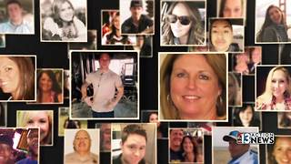 Six months after mass shooting, Las Vegas locals gather to honor victims