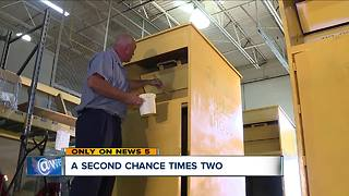 These bins in NEO give inmates second chance