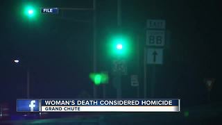 Police investigating woman's death as a homicide - Video