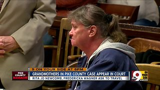 Grandmothers of Pike County murder suspects in court