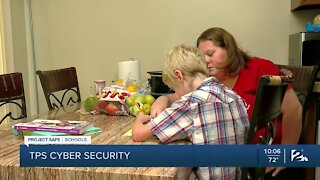 Tulsa Public Schools on Cyber Security