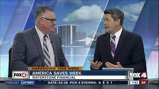 America saves week - Video