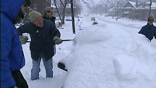From The Vault: 1996 snowstorm set records, buried Tri-State in 14 inches - Video