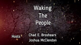 Waking The People #10 Trump Administration Advisor for The FDA Ethan Gallagher