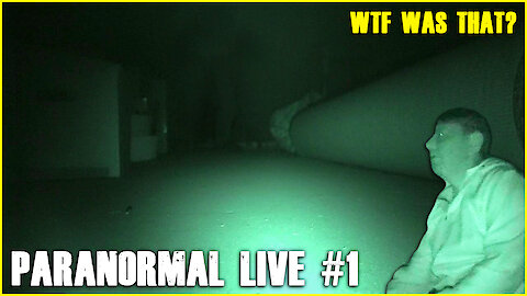 Paranormal LIVE #1