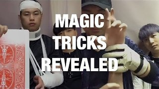 Magician's Friend Spoils Every Trick in Hilarious Fashion - Video