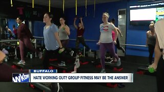 Hate working out? Group fitness might be the answer