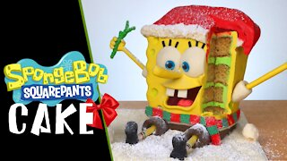 Adorable 'SpongeBob SquarePants' cake looks so awesome