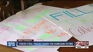 Thieves steal from Hurricane Michael victims