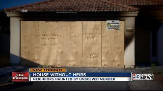 Las Vegas home with deadly past haunts neighbors - Video