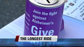 The Longest Ride raises Alzheimer's awareness - Video