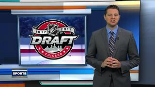 Michael Karow drafted by Coyotes - Video