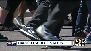 TIPS: Back to school safety