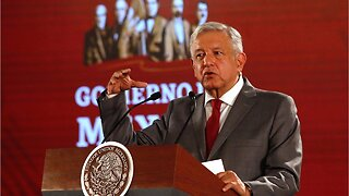 Mexican President says he expects 'good results' with US meeting