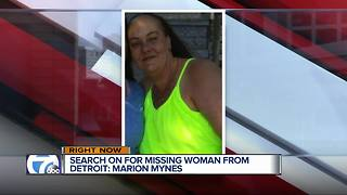 Detroit police seeking help locating missing woman with health conditions - Video