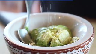 This Phoenix Mexican restaurant serves its guacamole with some adventurous toppings - Video