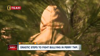 Perry Township family speaks out about bullying while officials battle suicide 'contagion' - Video