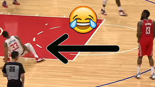 James Harden Just Destroys Wesley Johnson With A Crossover