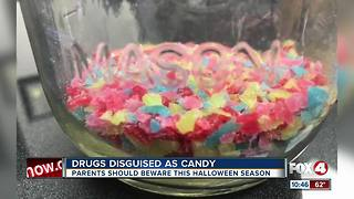 Sheriff warns against drugs that look like candy - Video