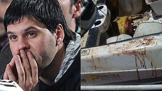 Lionel Messi's Brother Being HUNTED by Cops After Gun Found in Bloody Boat - Video