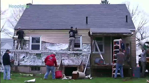 Community Builds a Life-Changing Home For Injured War Vet