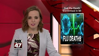 Officials: Second Michigan child dies from flu this season