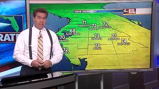 Florida's Most Accurate Forecast with Denis Phillips on Tuesday, March 6, 2018 - Video