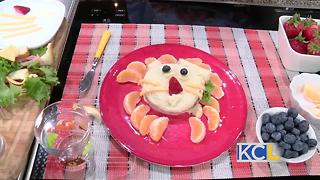 How to add some fun to school lunches - Video
