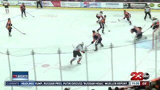 Condors fall to Gulls in Game 2, 4-1