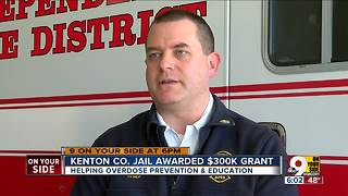 Kenton Co. jail to use $300K grant to reduce ODs - Video