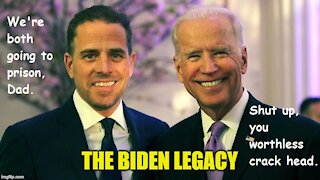 Hunter Biden is Caught