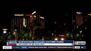 Public meeting to discuss Las Vegas victim's fund - Video