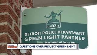 Is Project Green Light making some Detroit businesses safer at a cost to others? - Video