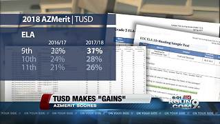 AZMerit Scores: TUSD makes
