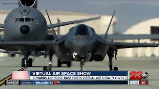 Edwards Air Force Bases holds virtual air show