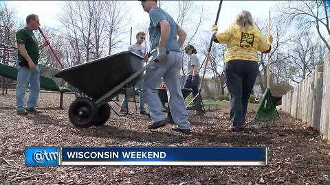 Events around Milwaukee on Earth Day